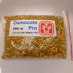 Удобрение длительного действия Osmocote Pro (17-11-10+2MGO+TE), 500 гр - фото 964856226