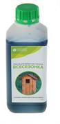 """Средство для деревенских туалетов """"Всесезонка"""", 1 л"""