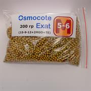 Удобрение длительного действия Osmocote Exat (15-9-12+2MGO+ТЕ), 200 гр