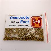Удобрение длительного действия Osmocote Exat (15-9-12+2MGO+ТЕ), 100 гр