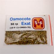 Удобрение длительного действия Osmocote Exat (15-9-12+2MGO+ТЕ), 50 гр
