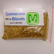 Удобрение длительного действия Osmocote Bloom (12-7-18+TE), 200 гр